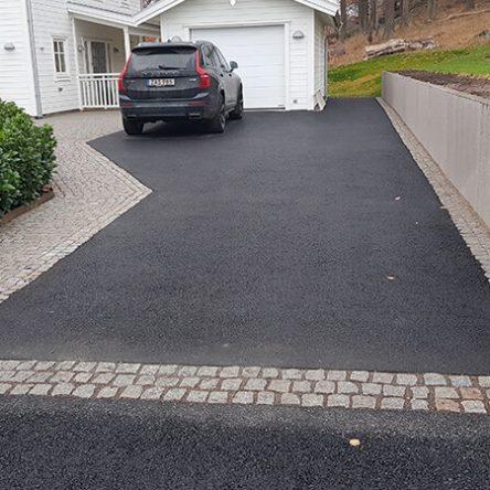 Högklassig asfalt Stockholm